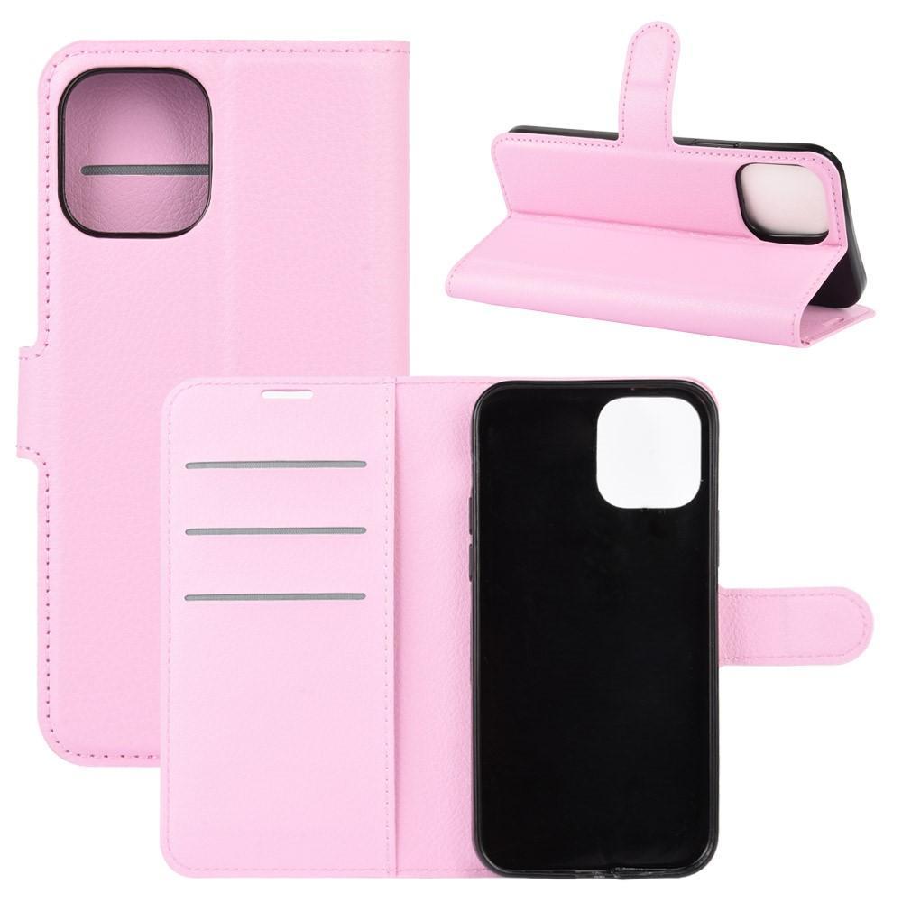 Suojakotelo iPhone 12/12 Pro vaaleanpunainen