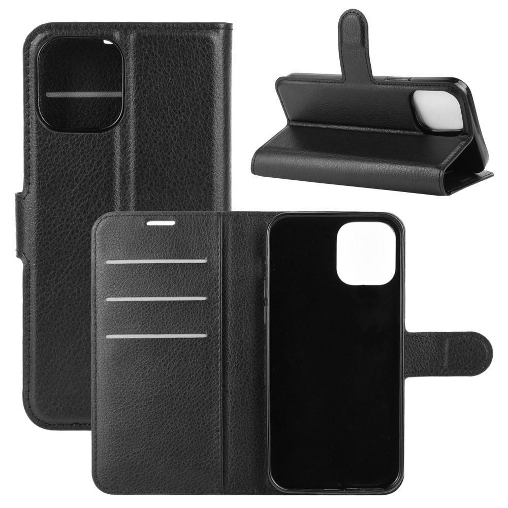 Suojakotelo iPhone 12/12 Pro musta