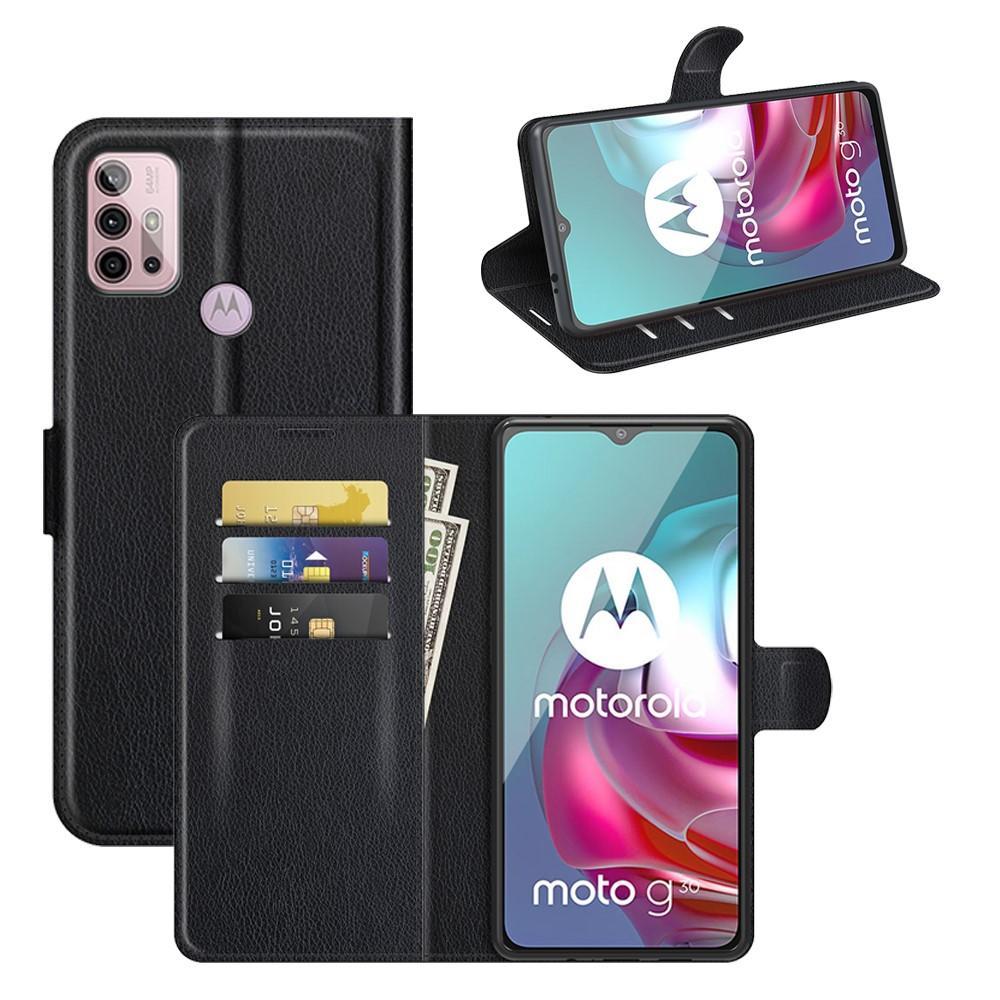 Suojakotelo Motorola Moto G10/G20/G30 musta
