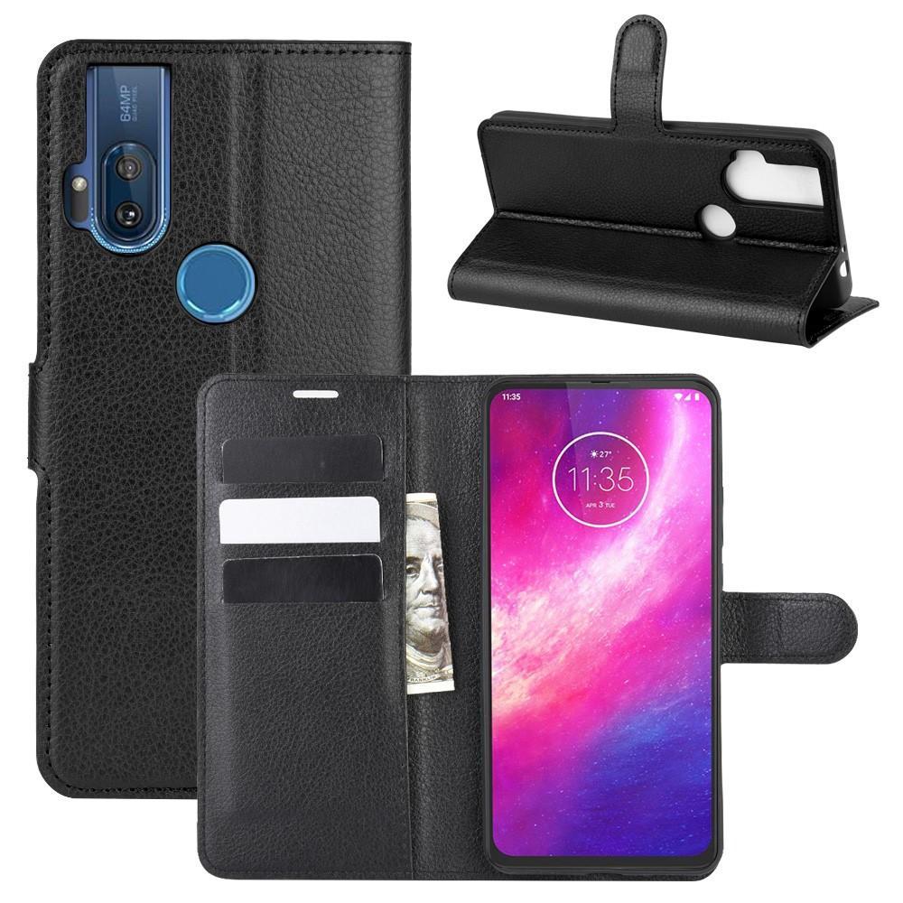 Suojakotelo Motorola One Hyper musta