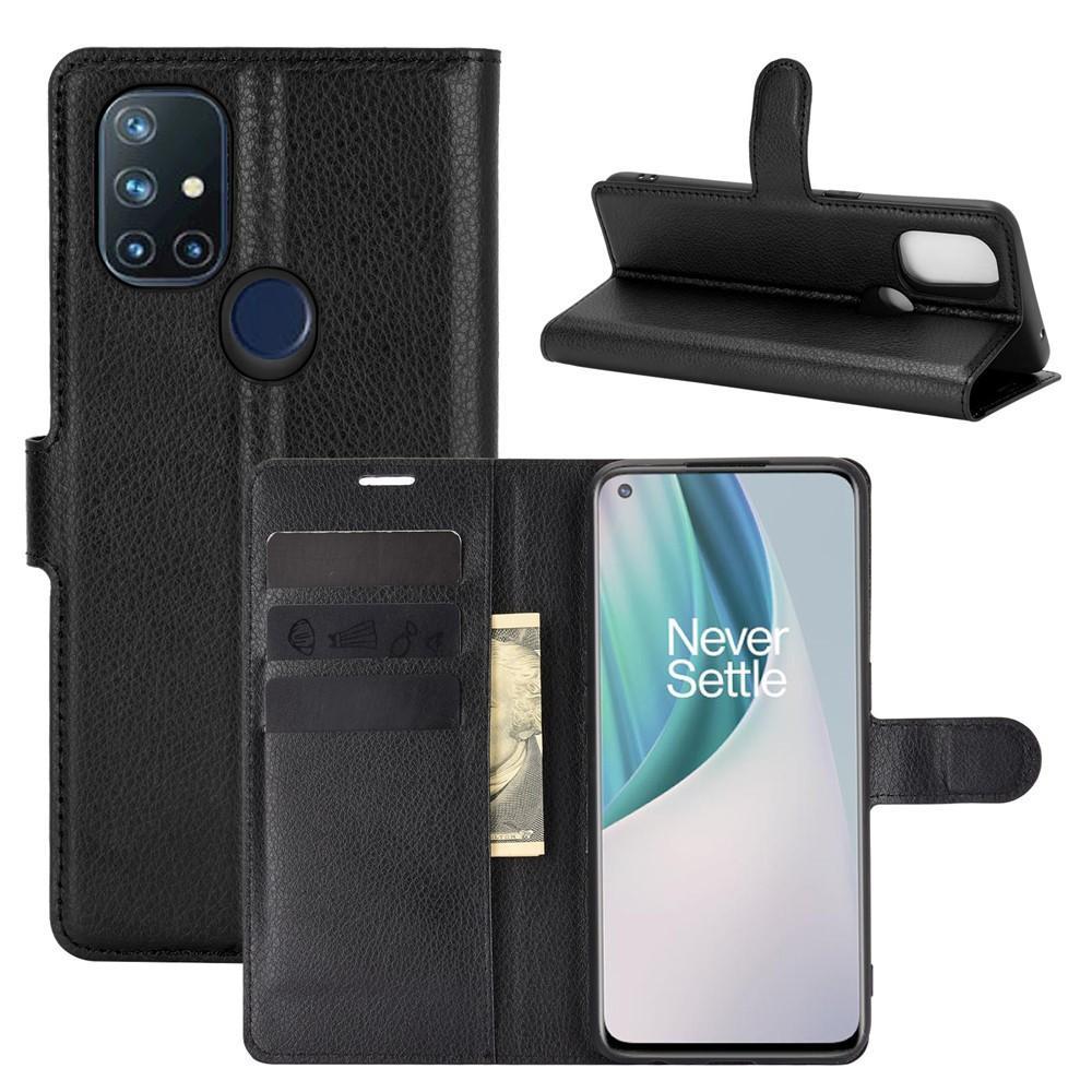 Suojakotelo OnePlus Nord N10 5G musta