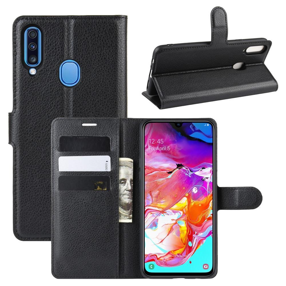 Suojakotelo Samsung Galaxy A20s musta
