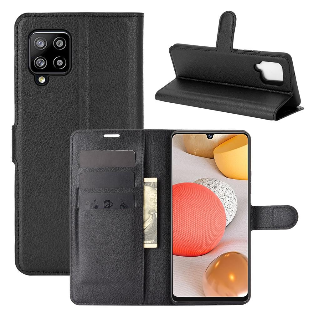 Suojakotelo Samsung Galaxy A42 5G musta
