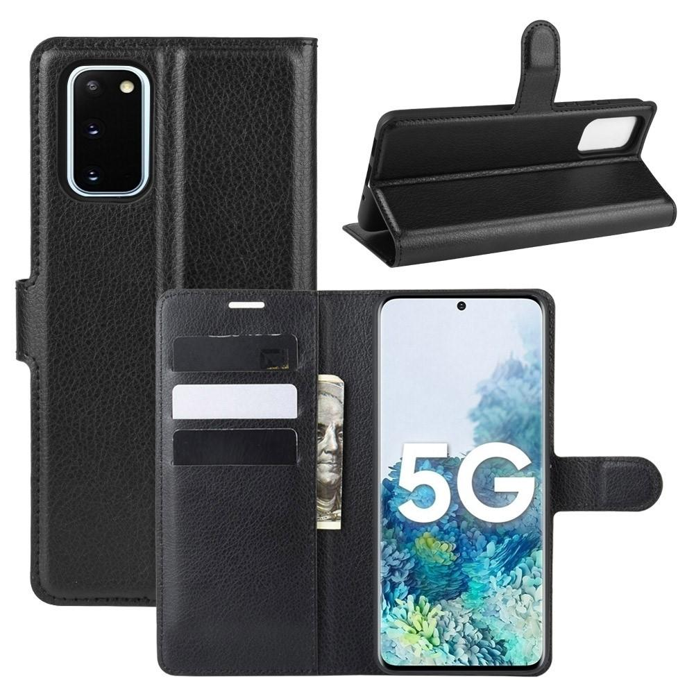 Suojakotelo Samsung Galaxy S20 FE musta