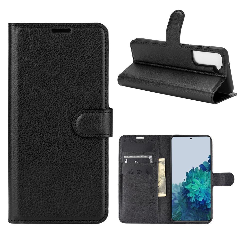 Suojakotelo Samsung Galaxy S21 musta