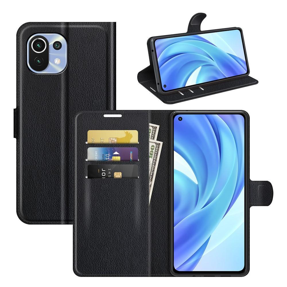 Suojakotelo Xiaomi Mi 11 Lite 5G musta
