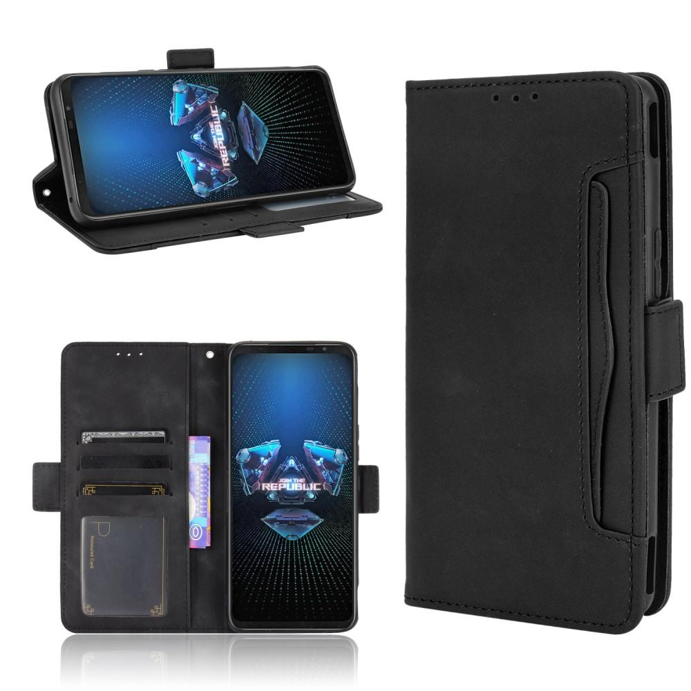 Multi Lompakkokotelo Asus ROG Phone 5 musta