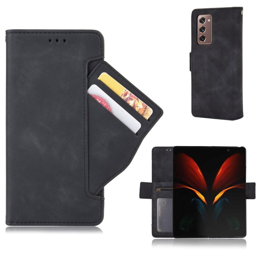 Multi Lompakkokotelo Galaxy Z Fold 2 5G musta
