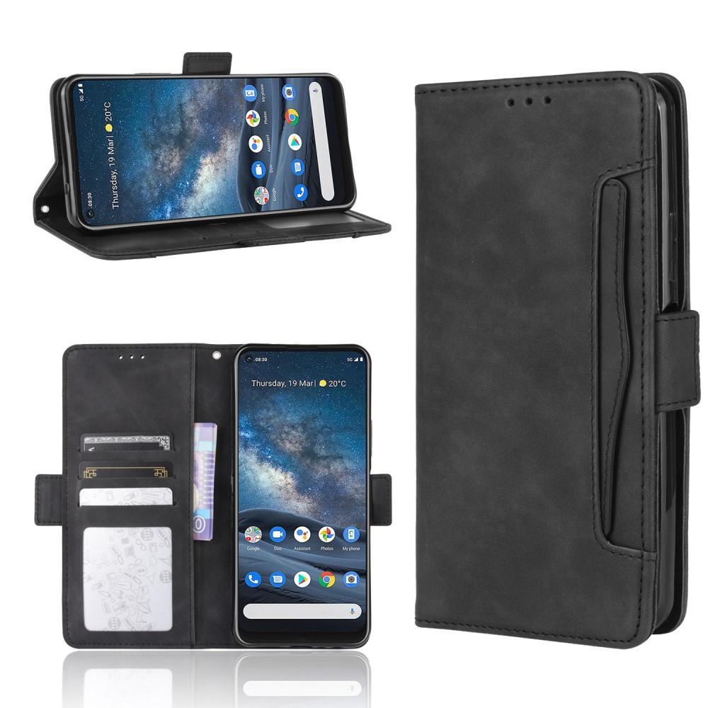 Multi Lompakkokotelo Nokia 8.3 5G musta
