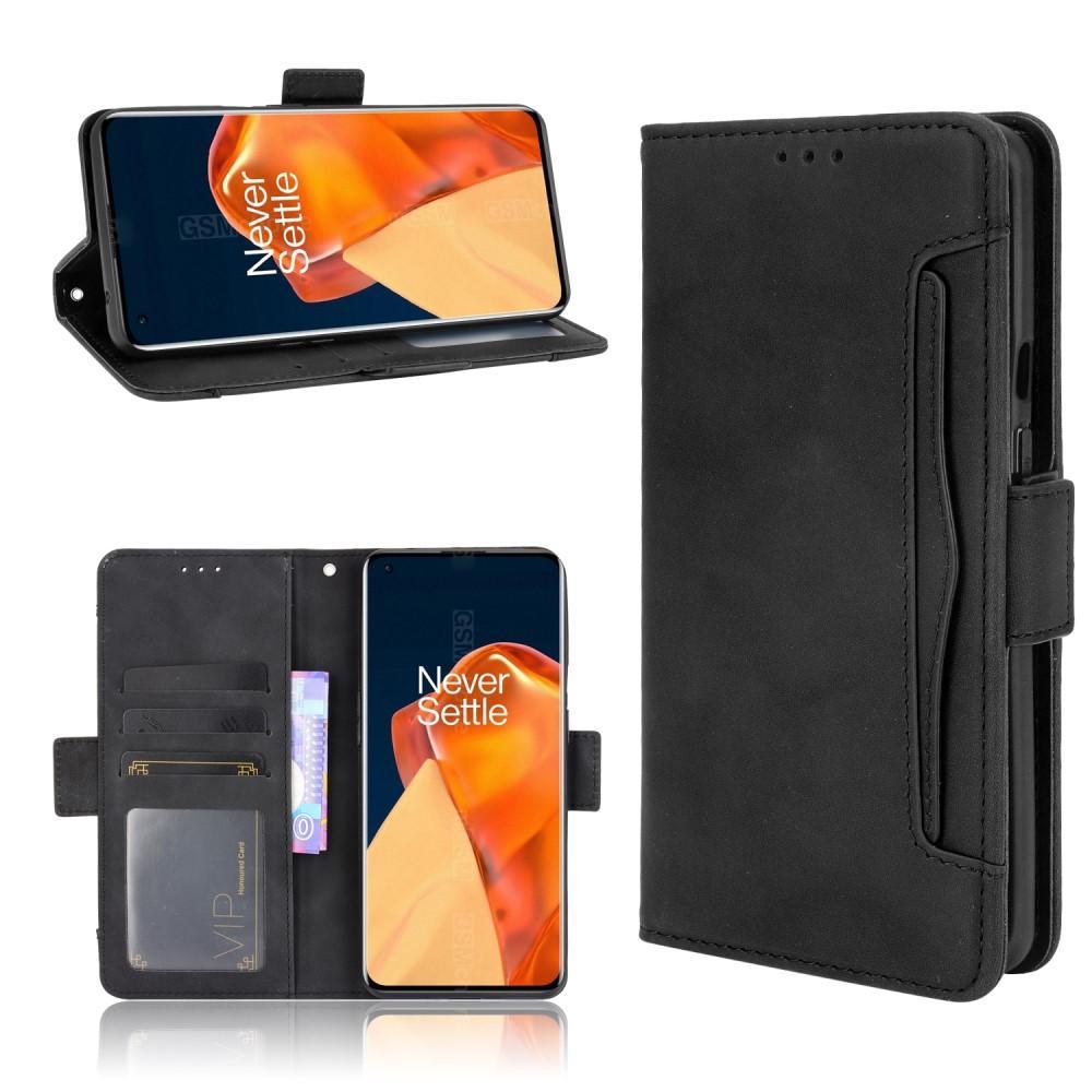 Multi Lompakkokotelo OnePlus 9 Pro musta