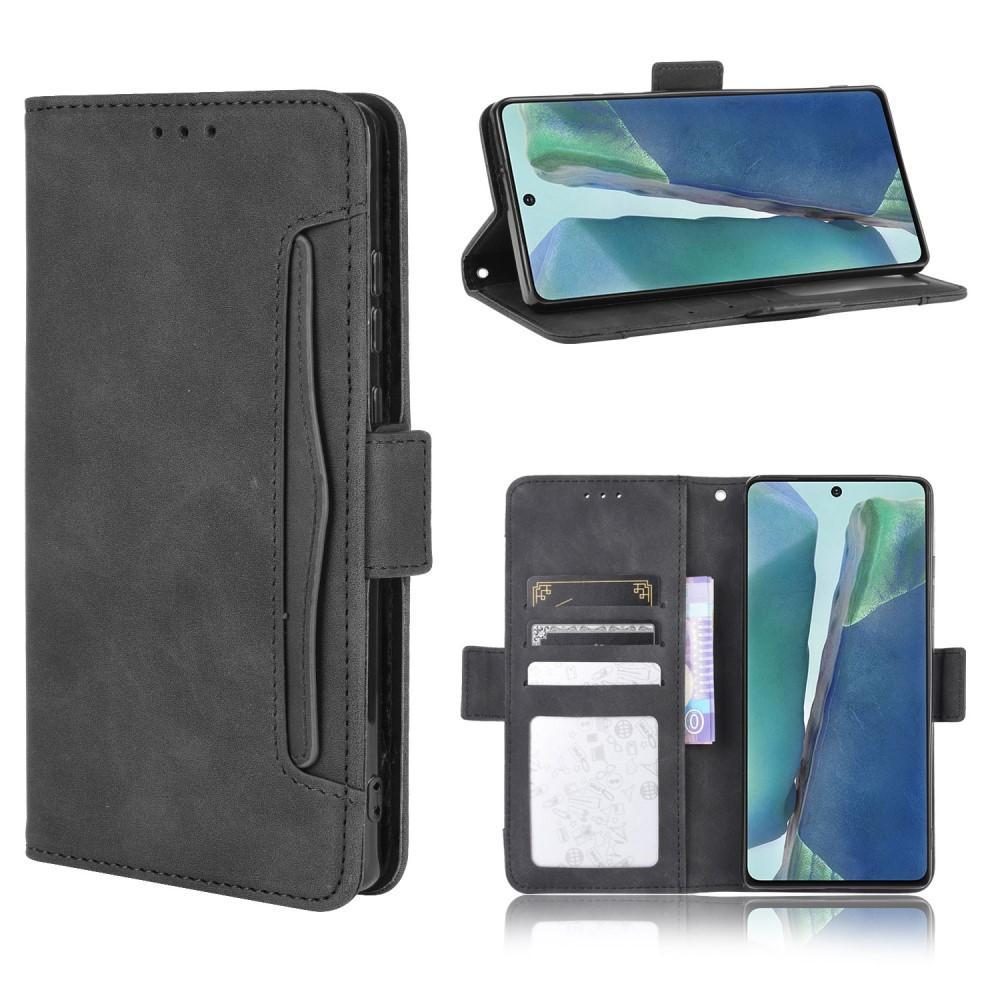 Multi Lompakkokotelo Samsung Galaxy S20 FE musta