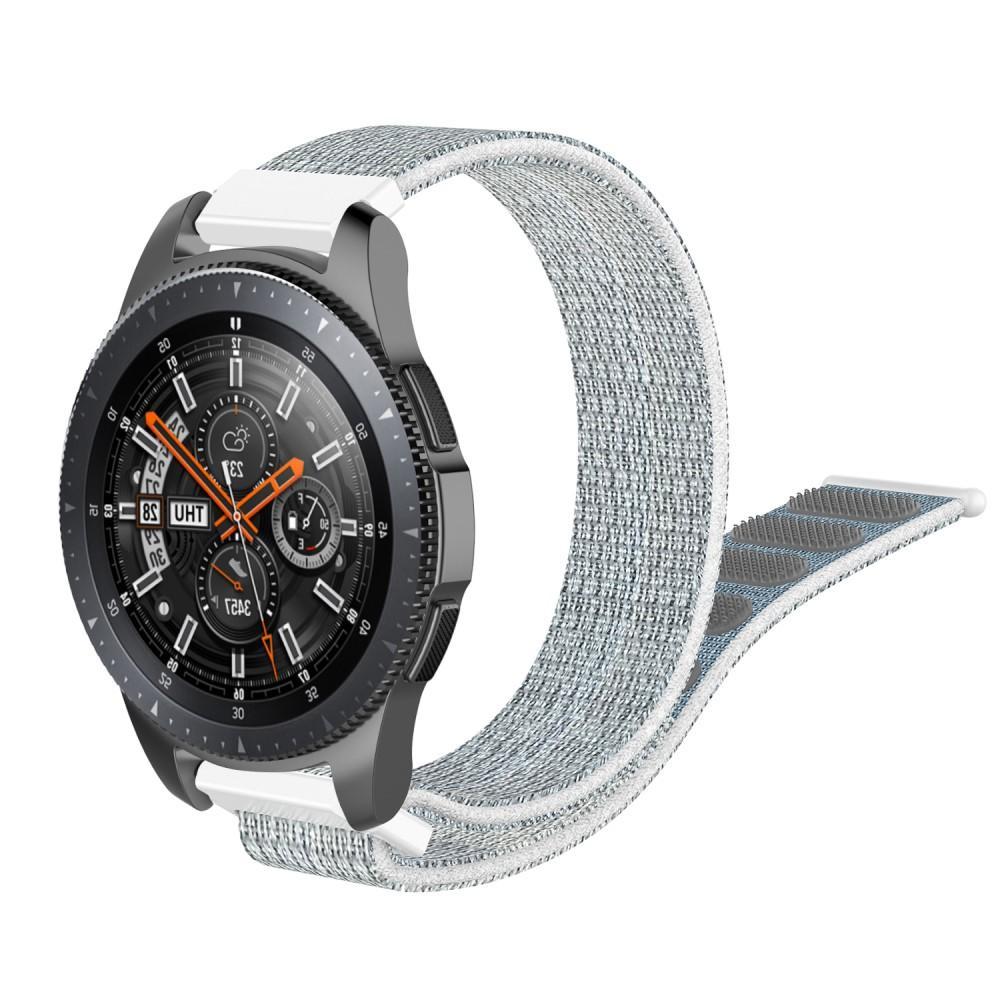 Nailonranneke Samsung Galaxy Watch 46mm/45mm harmaa