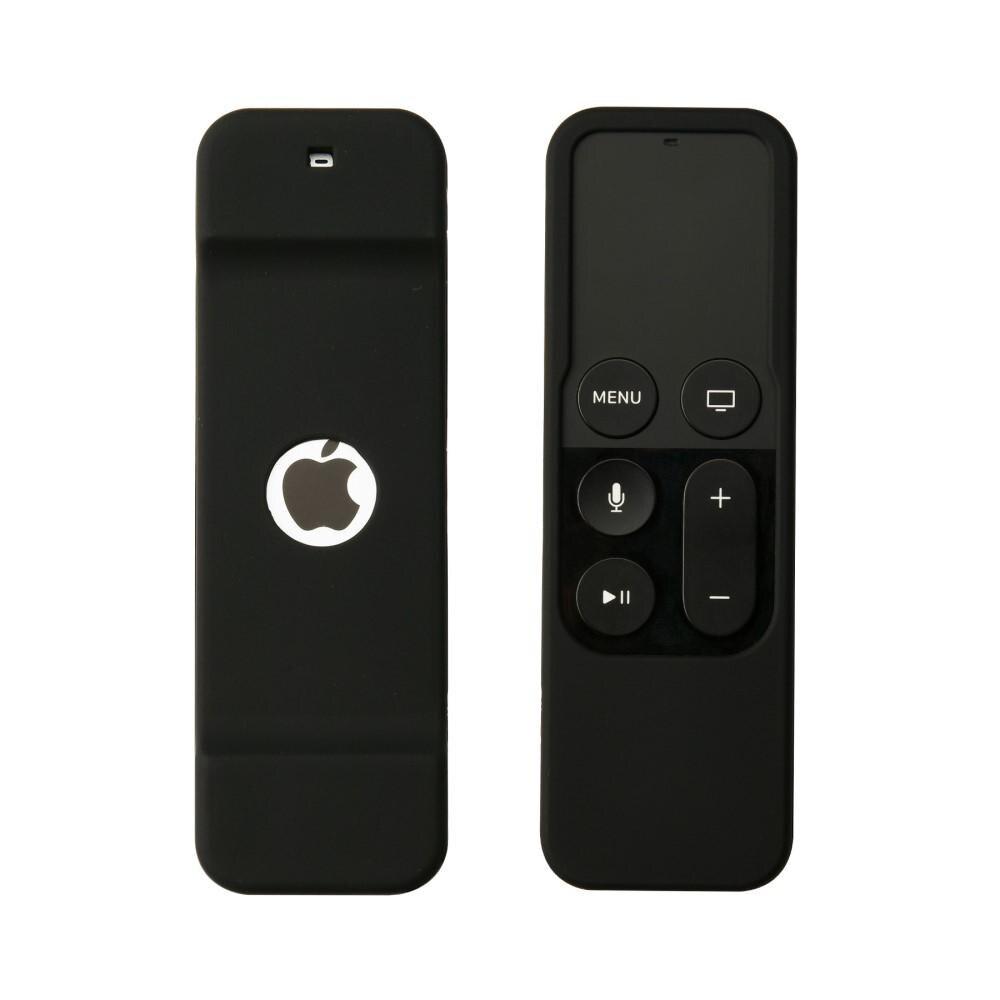 Silikonikuori Apple TV 4K Kaukosäädin musta