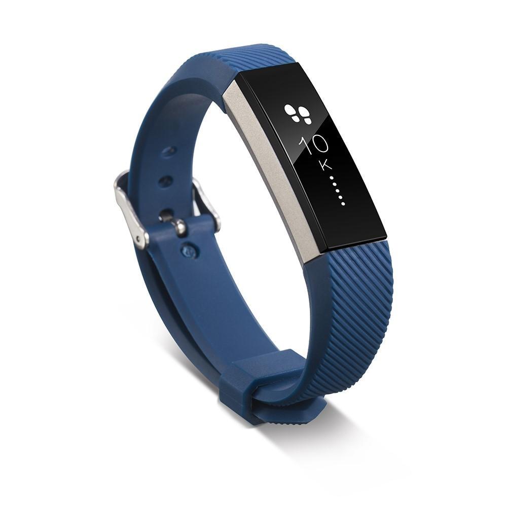 Silikoniranneke Fitbit Alta/Alta HR sininen
