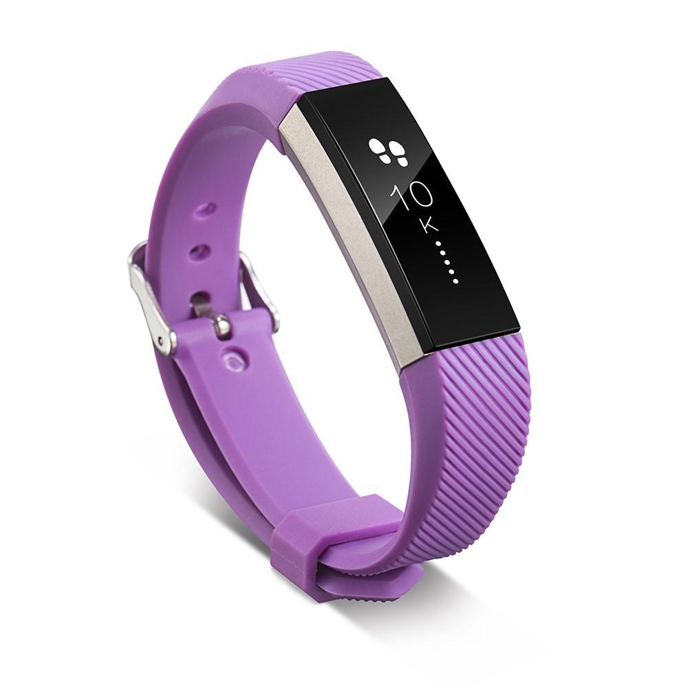 Silikoniranneke Fitbit Alta/Alta HR liila
