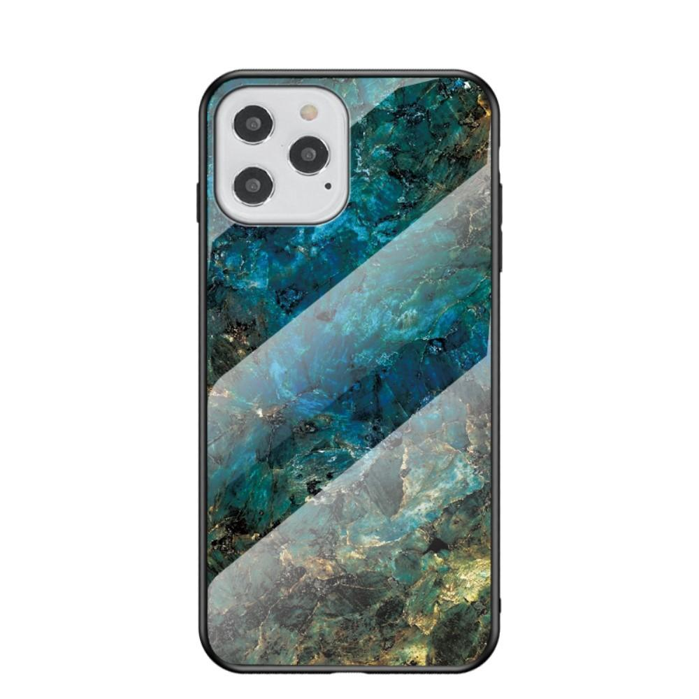 Panssarilasi Kuori iPhone 12/12 Pro emerald