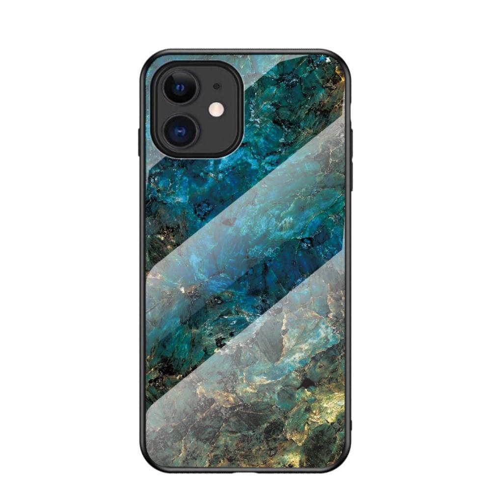 Panssarilasi Kuori iPhone 12 Mini emerald