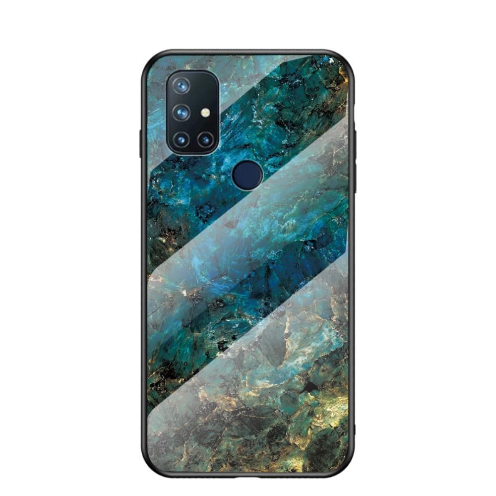 Panssarilasi Kuori OnePlus Nord N10 5G emerald