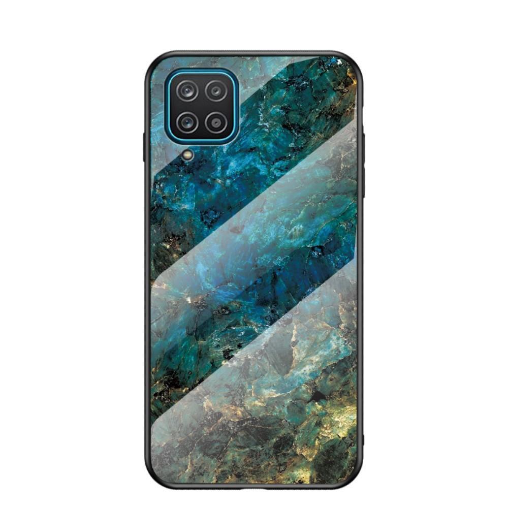 Panssarilasi Kuori Samsung Galaxy A12 emerald