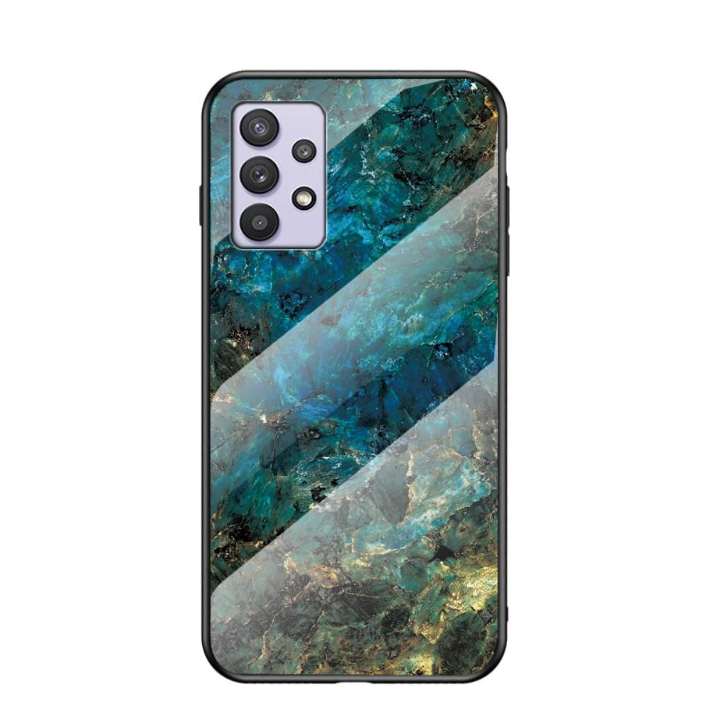 Panssarilasi Kuori Samsung Galaxy A32 5G emerald
