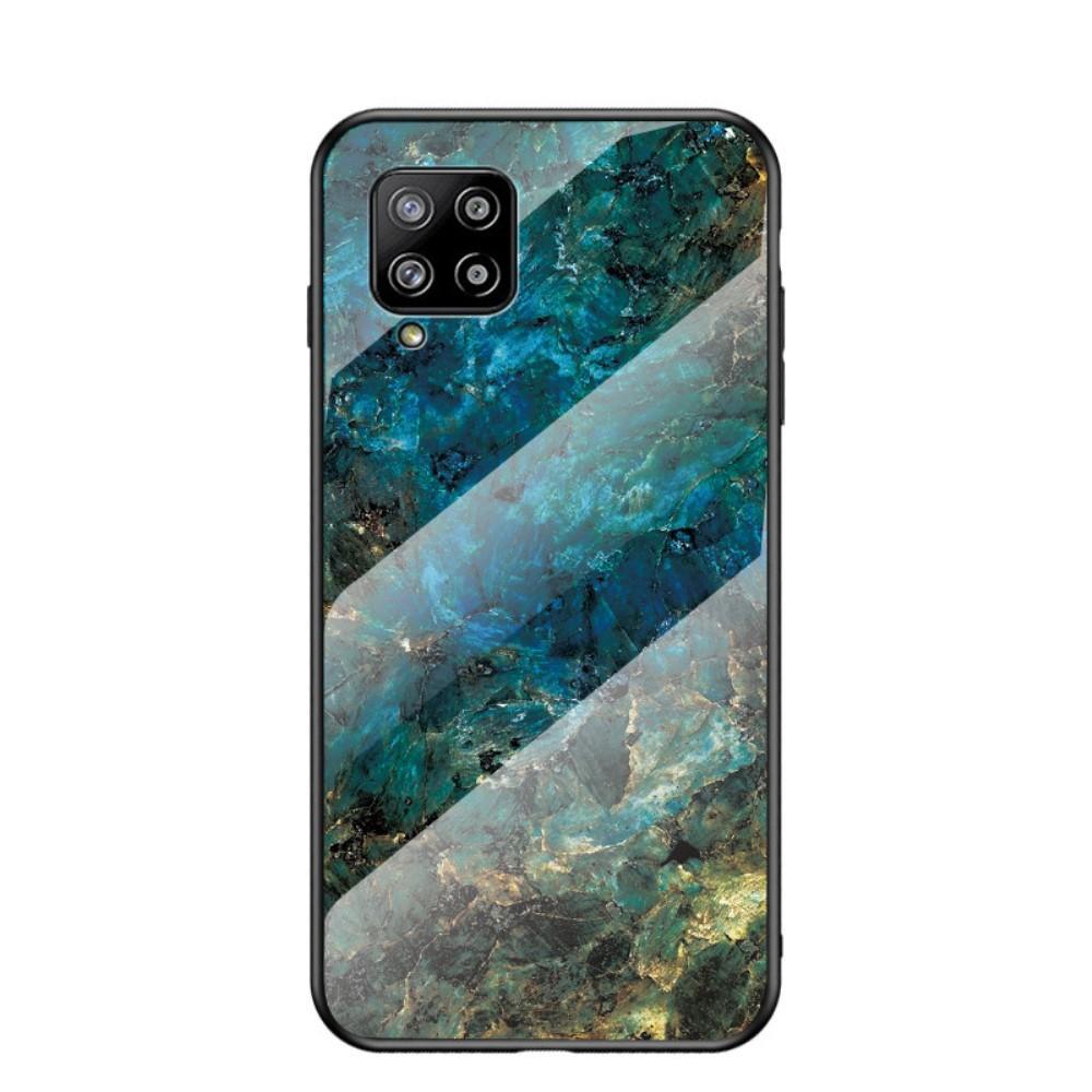 Panssarilasi Kuori Samsung Galaxy A42 5G emerald
