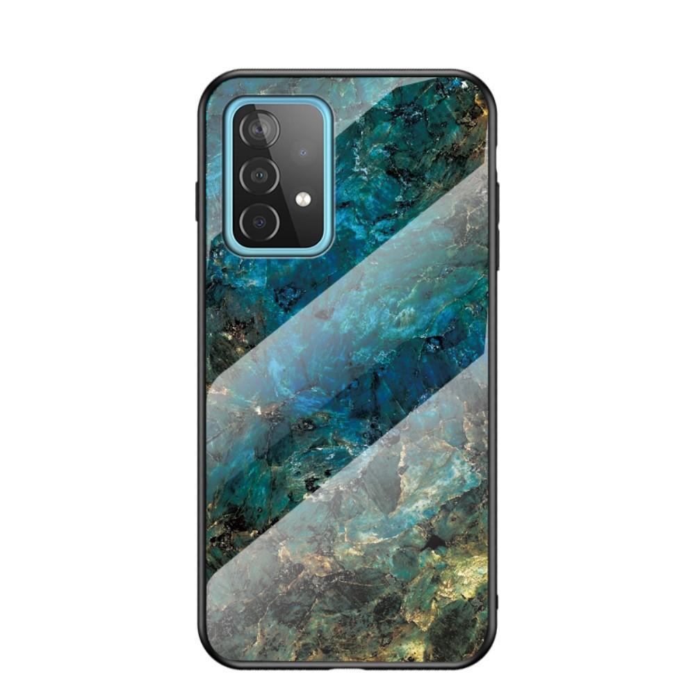 Panssarilasi Kuori Samsung Galaxy A52 5G emerald