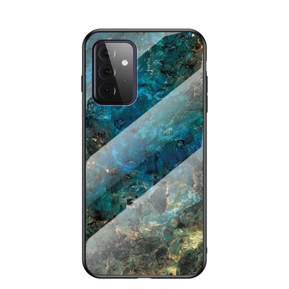 Panssarilasi Kuori Samsung Galaxy A72 5G emerald