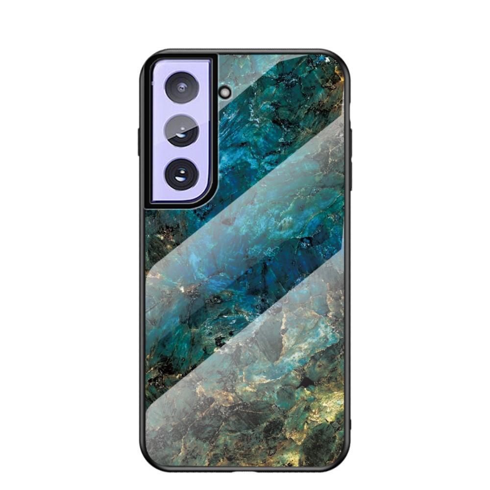 Panssarilasi Kuori Samsung Galaxy S21 emerald