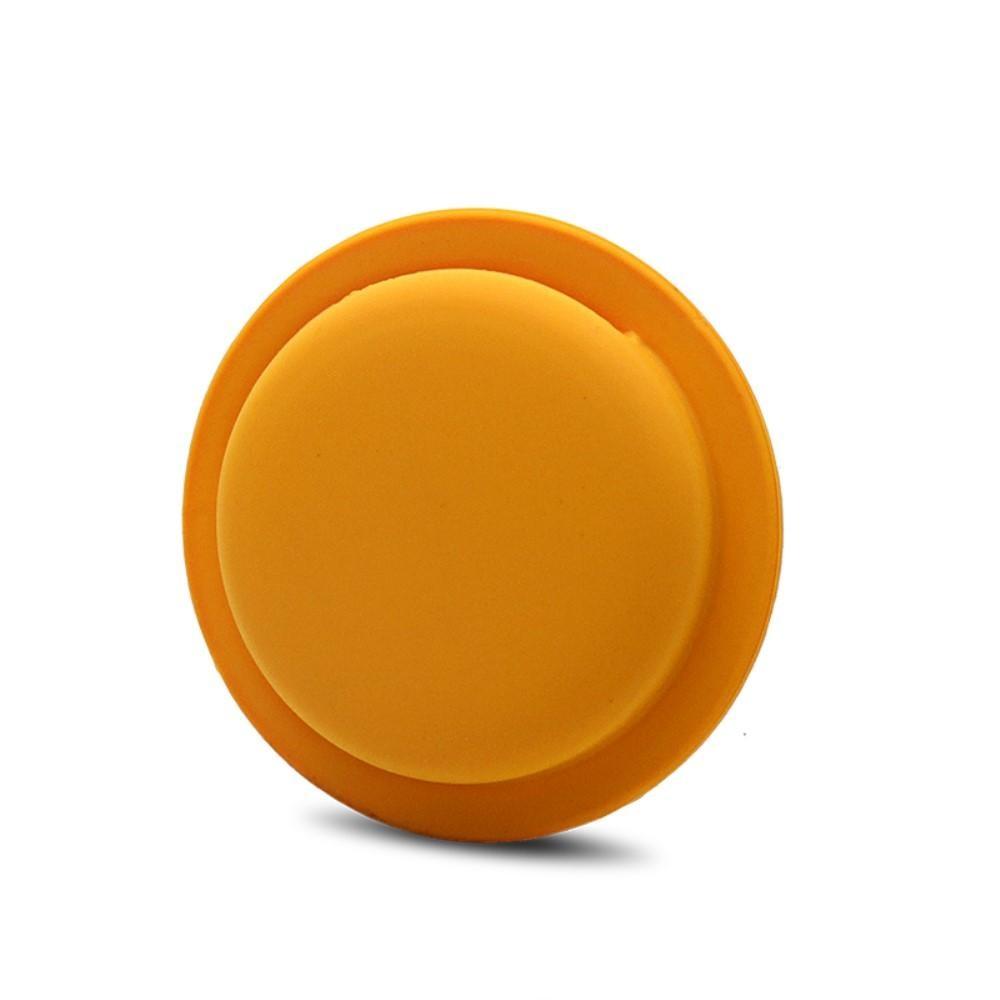 Stick on Apple AirTag kuori keltainen