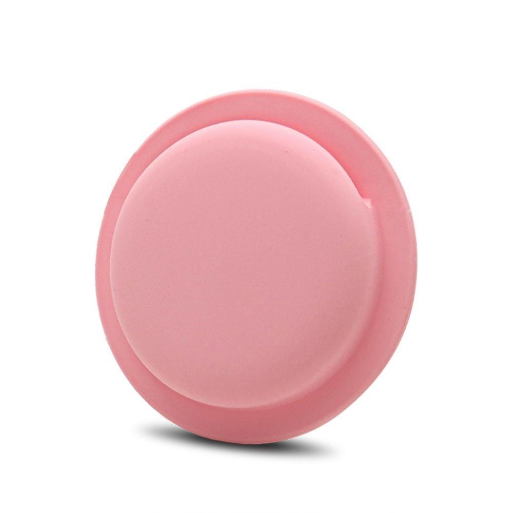 Stick on Apple AirTag kuori vaaleanpunainen