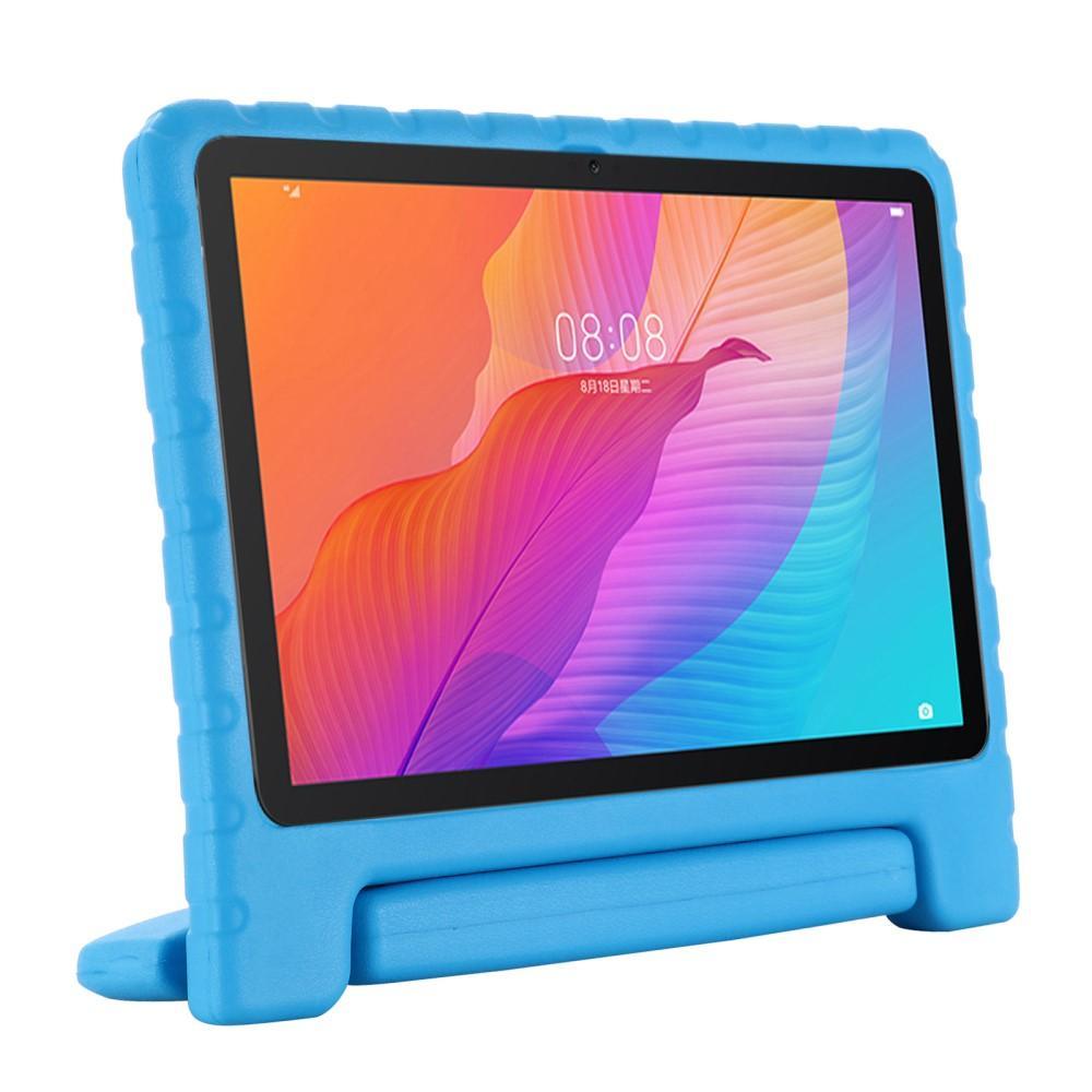 Iskunkestävä EVA kuori Huawei Matepad T10/T10s sininen