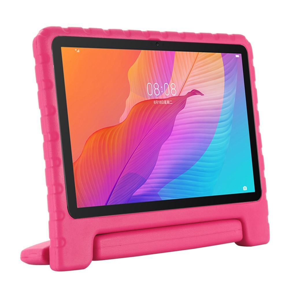 Iskunkestävä EVA kuori Huawei Matepad T10/T10s vaaleanpunainen