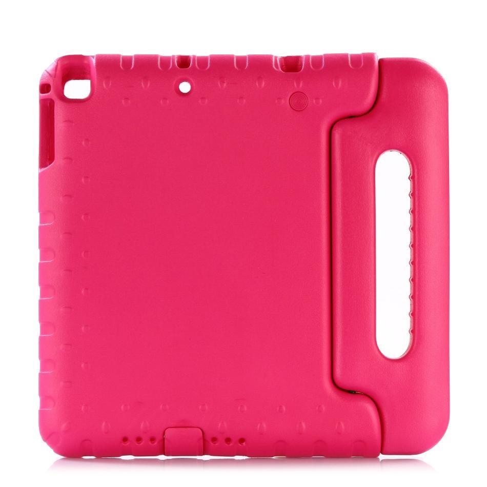 Iskunkestävä EVA kuori iPad 9.7 2017/2018/Air 1/2 vaaleanpunainen