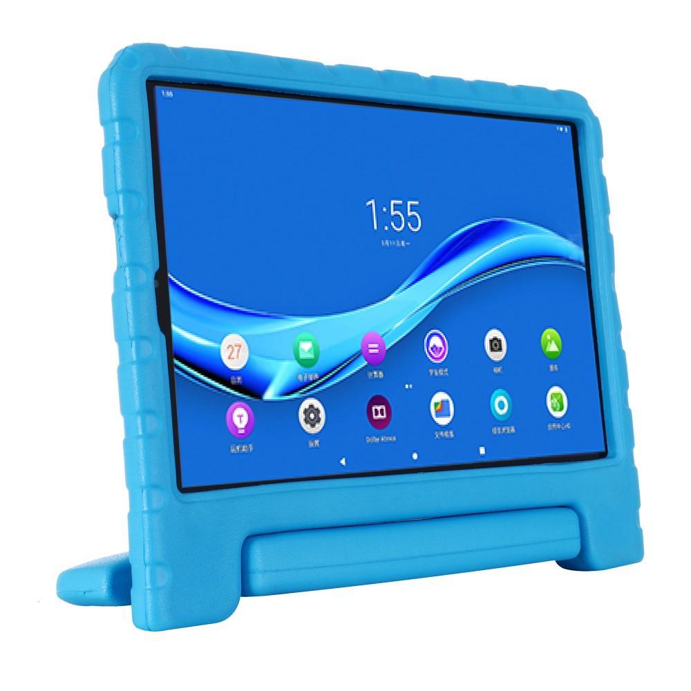 Iskunkestävä EVA kuori Lenovo Tab M10 Plus 10.3 sininen