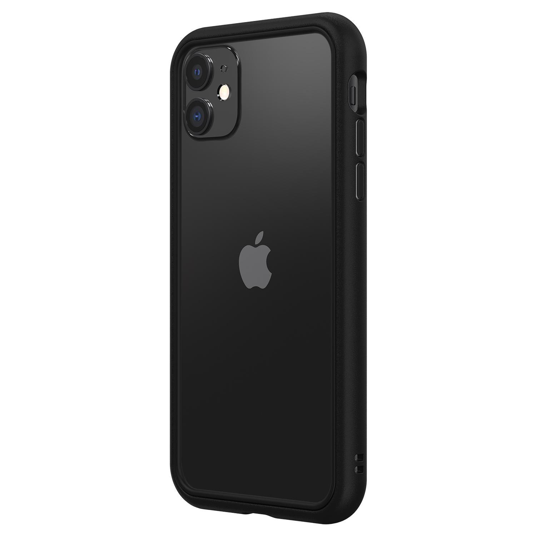 CrashGuard NX Bumper iPhone 11/XR Black