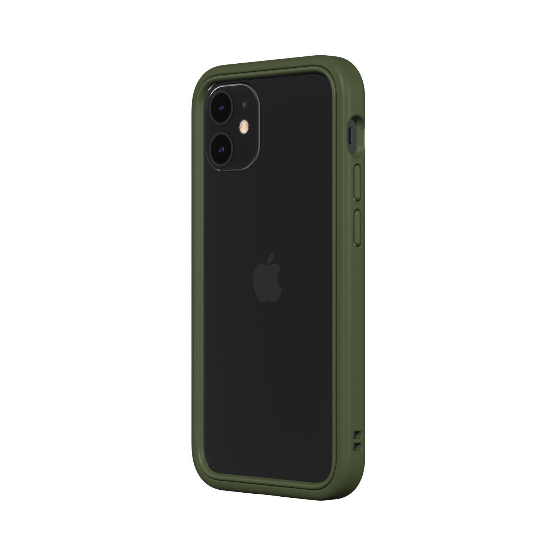 CrashGuard NX Bumper iPhone 12 Mini Camo Green
