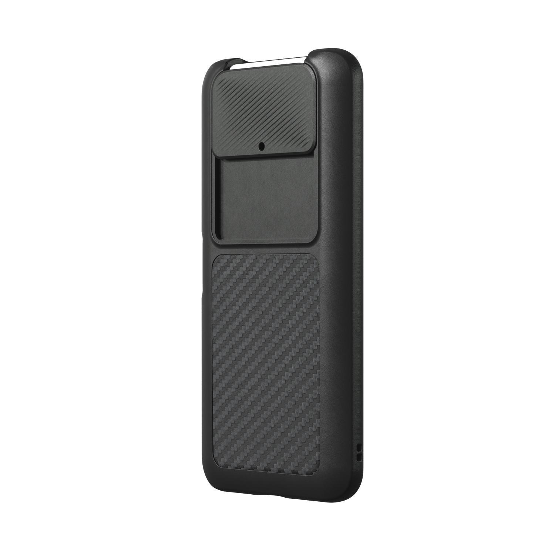 SolidSuit Kuori Asus ZenFone 7/7 Pro Carbon Fiber