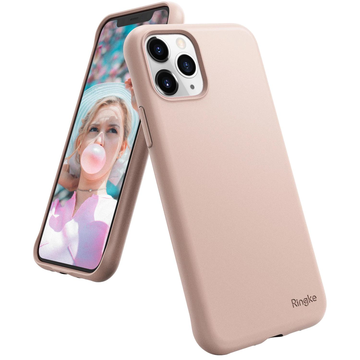 Air S Case iPhone 11 Pro Pink Sand