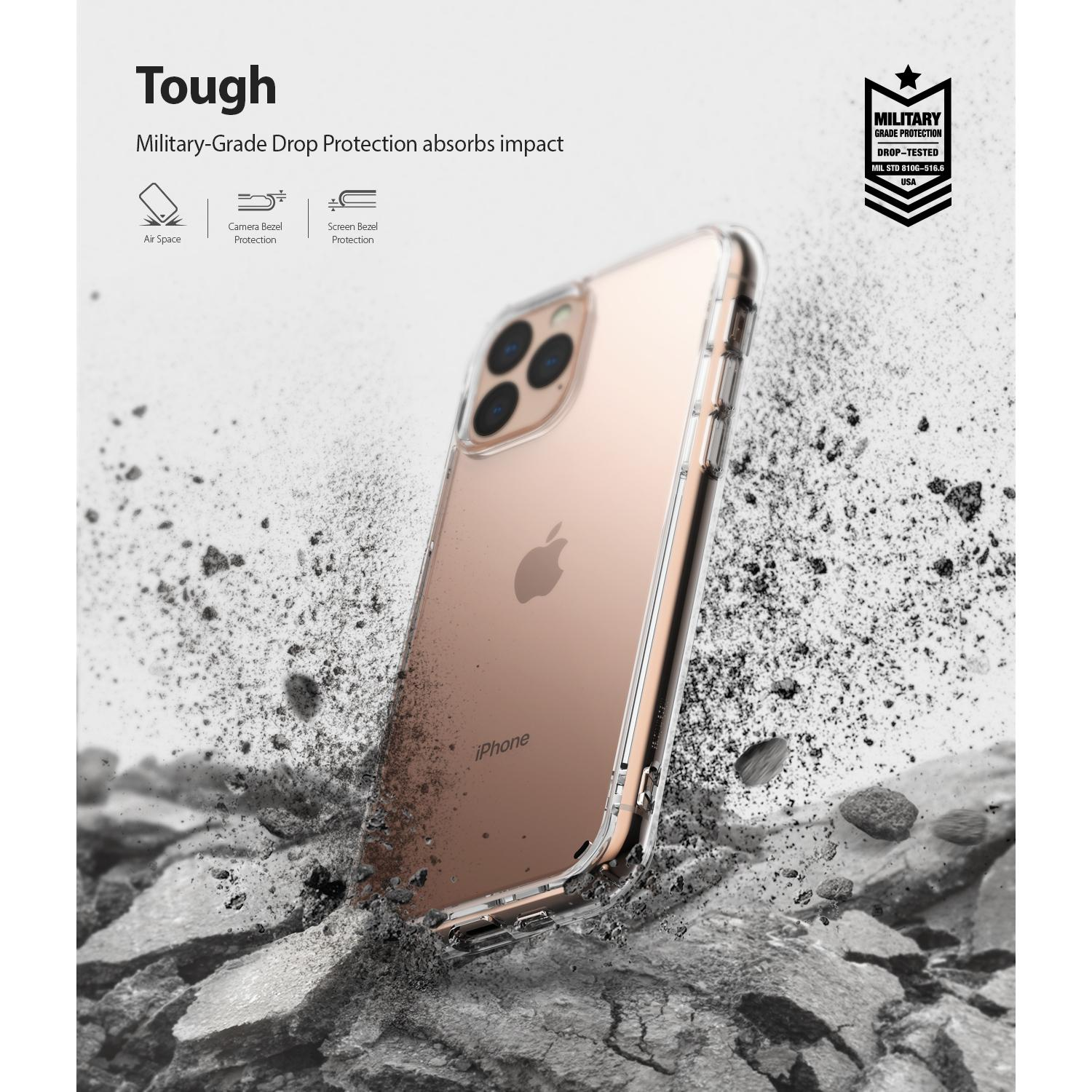 Fusion Case iPhone 11 Pro Max Clear