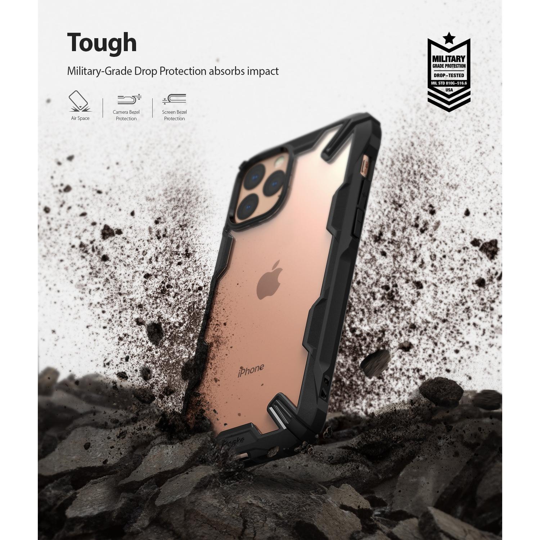 Fusion X Case iPhone 11 Pro Black
