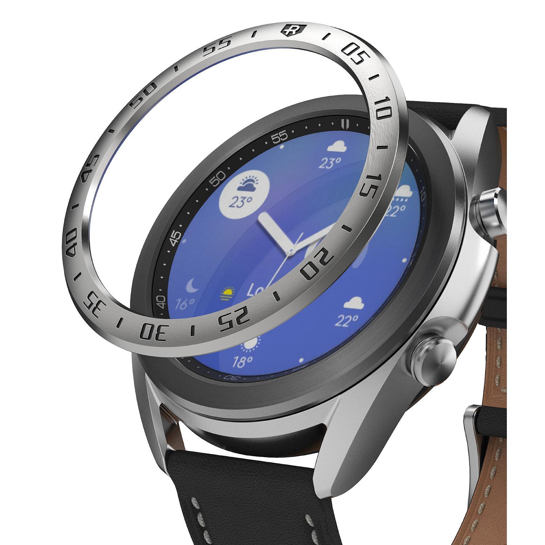 Bezel Styling Galaxy Watch 3 41mm Silver