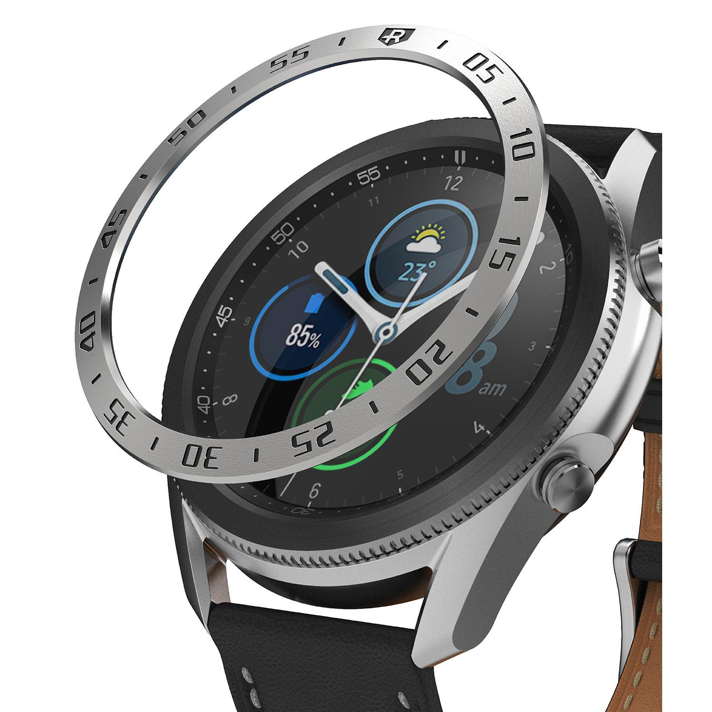 Bezel Styling Galaxy Watch 3 45mm Silver
