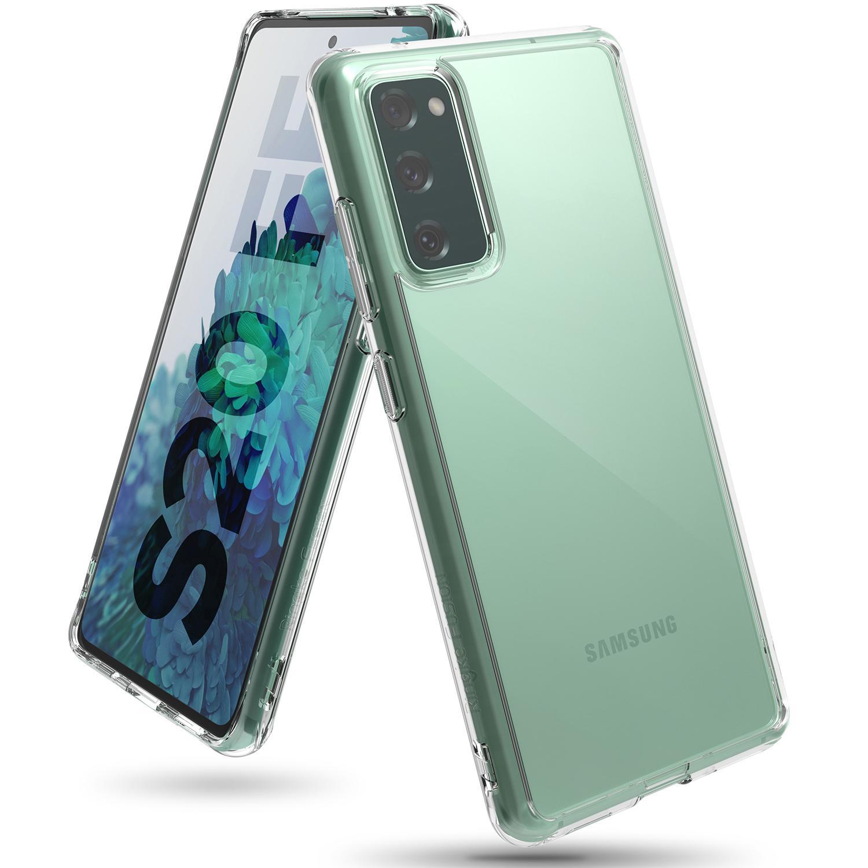 Fusion Case Samsung Galaxy S20 FE Clear