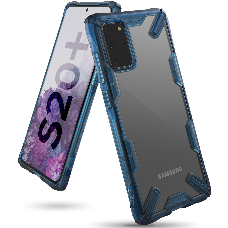 Fusion X Case Galaxy S20 Plus Space Blue