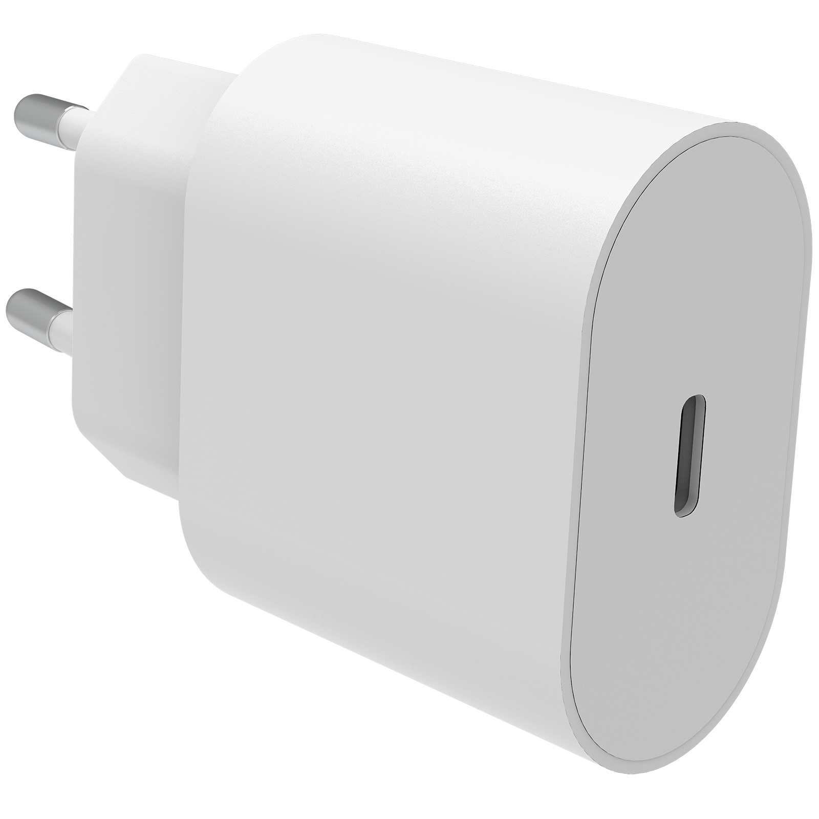 PD Wall Charger 20W USB-C valkoinen