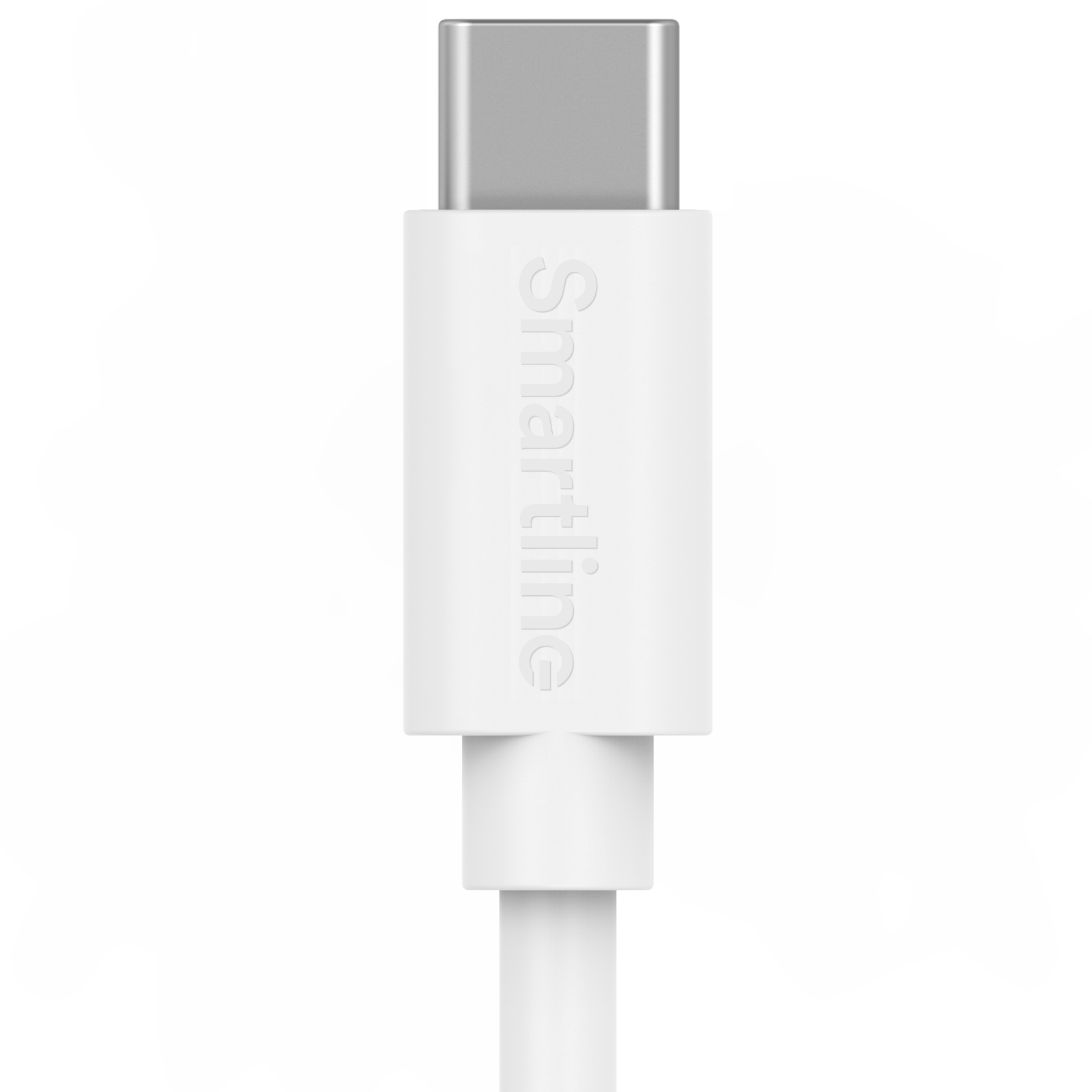 USB Cable USB-C to Lightning 1m valkoinen
