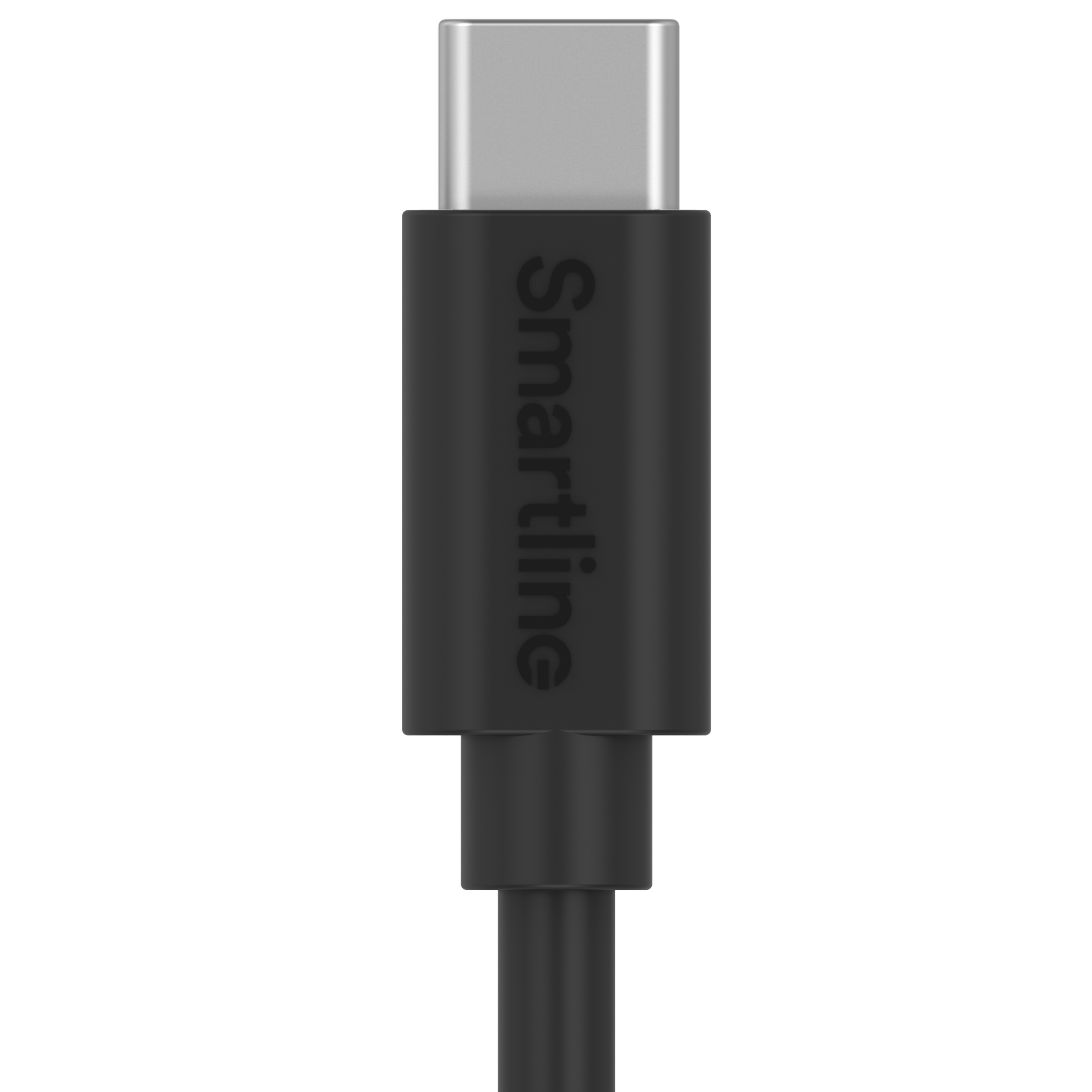 USB Cable USB-C 1m musta