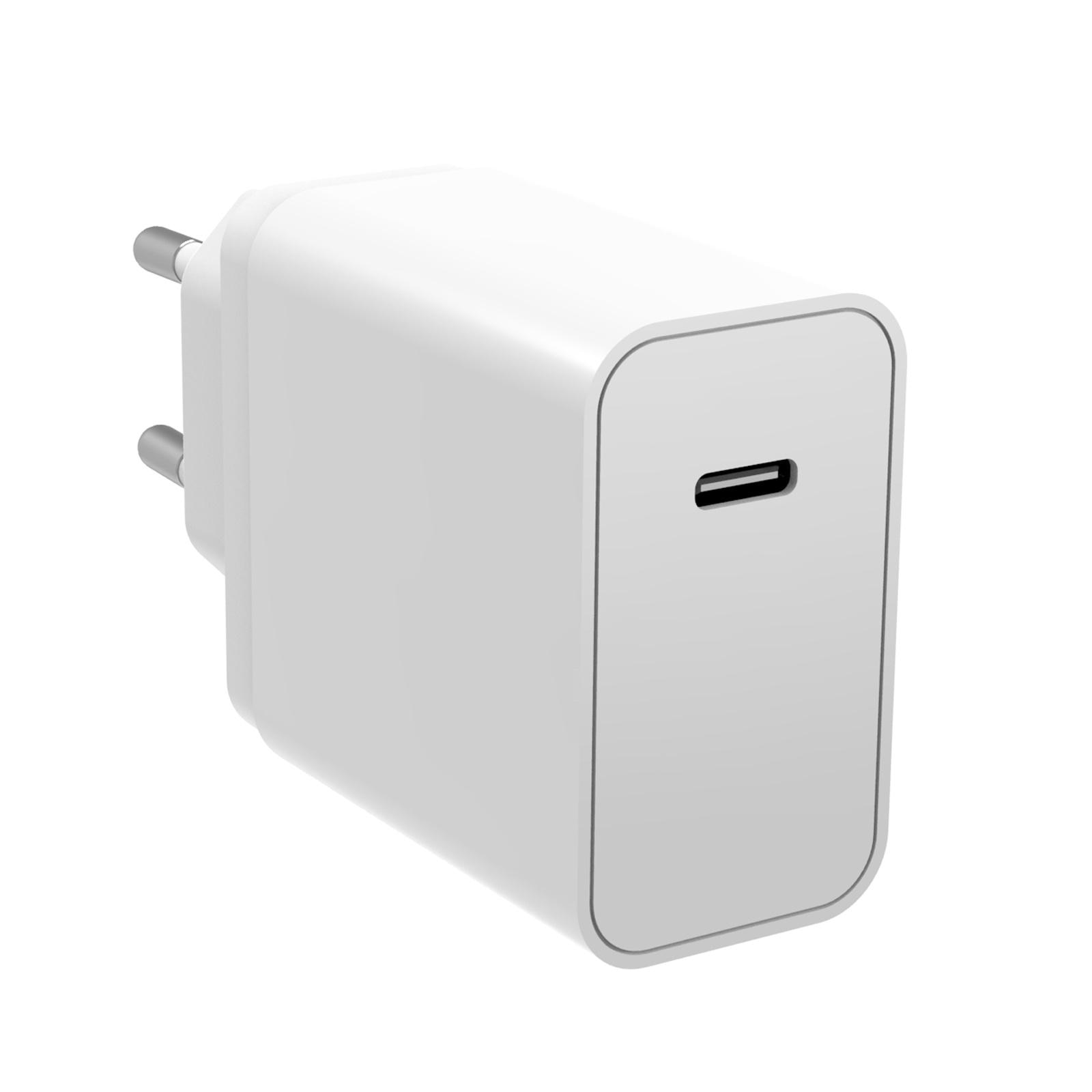 PD Wall Charger 30W USB-C valkoinen