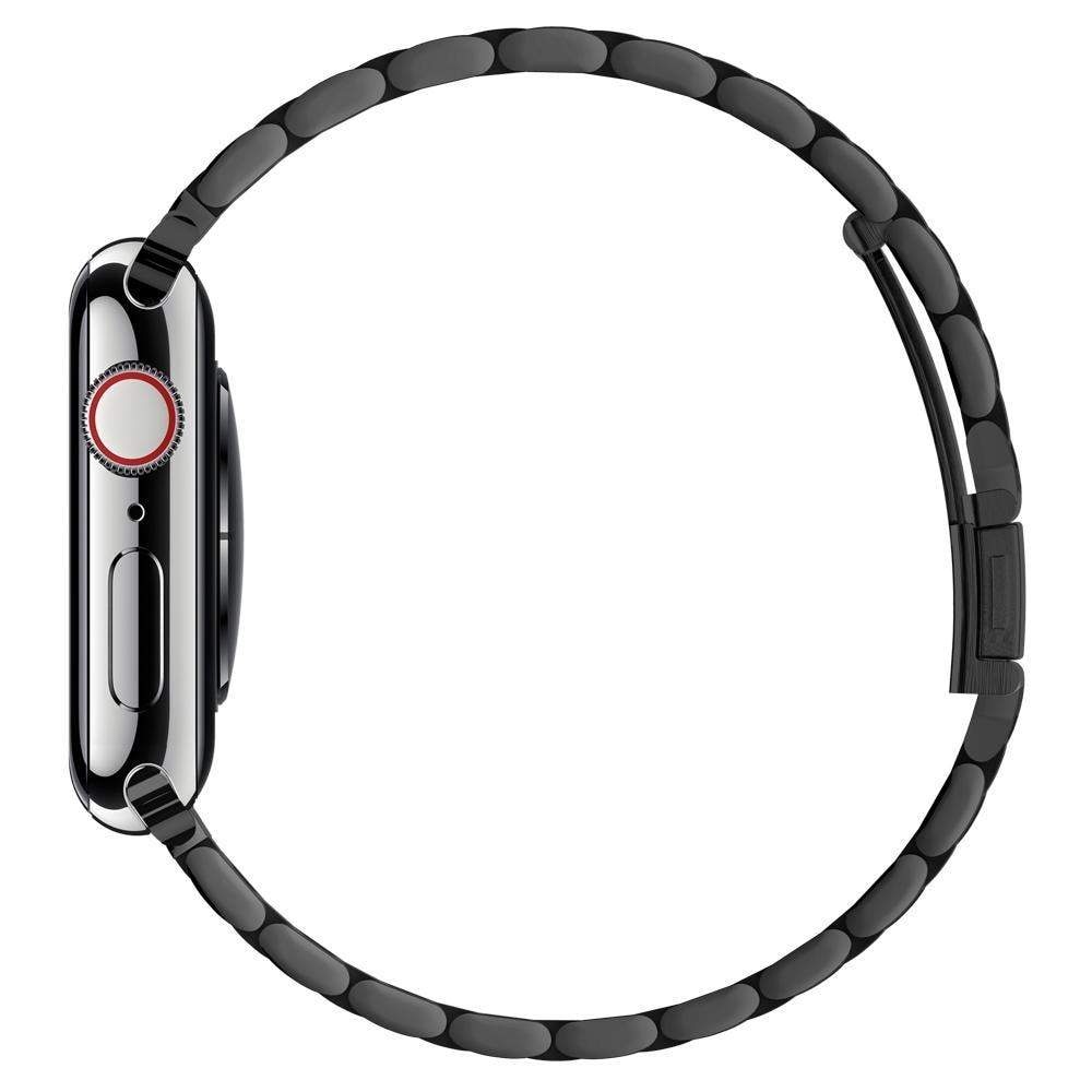 Apple Watch 42/44/45 mm Armband Modern Fit Black