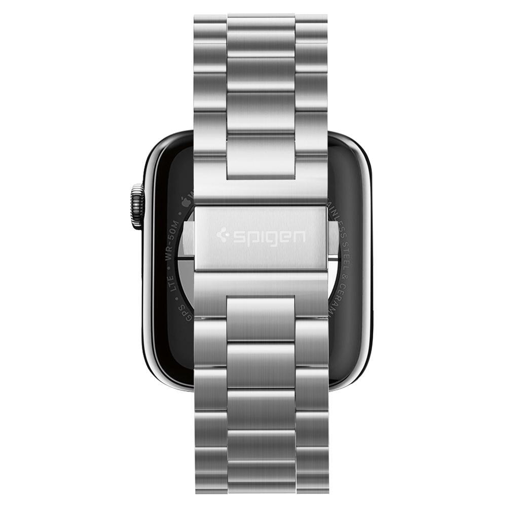 Apple Watch 42/44/45 mm Armband Modern Fit Silver